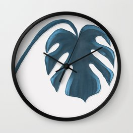 Moderna Monstera V.5 Wall Clock