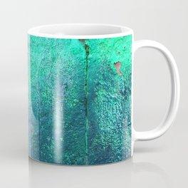 Green Entropy I Coffee Mug