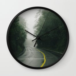 Roadtrip Ecuador Wall Clock