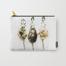 Edible Ensembles: Oysters Carry-All Pouch