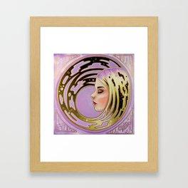 Still Move Framed Art Print