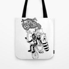 MonoScuba Tote Bag