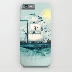 The Whaleship iPhone 6s Slim Case