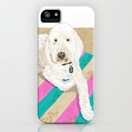 Shaggy iPhone Case