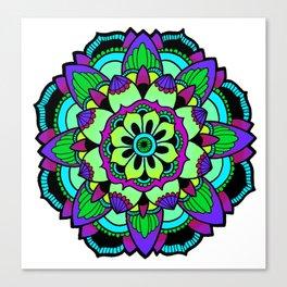 Mandala v2 Canvas Print
