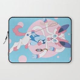 Fairy Steampunk Fox Laptop Sleeve