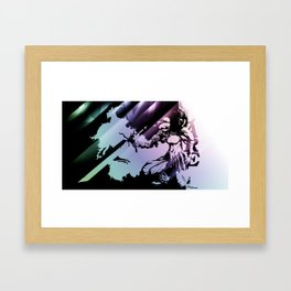 Clare: The Organizations 47th Framed Art Print