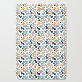 Geometric Pattern - Oriental Design Cutting Board