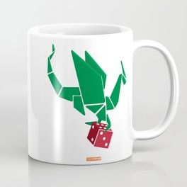 Dragon Dice Coffee Mug