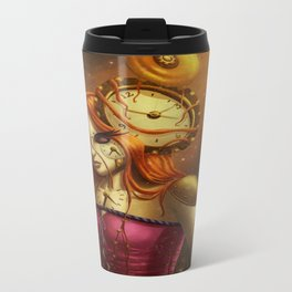 """Time After Time..."" Travel Mug"