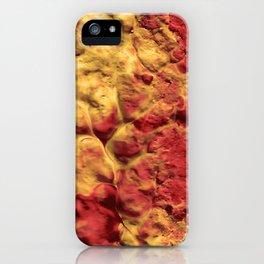 Volcano Spiral iPhone Case