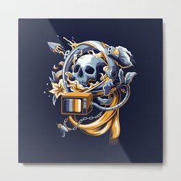 Broken Dream Metal Print