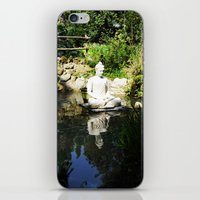 karma iPhone & iPod Skins featuring KARMA by Ylenia Pizzetti