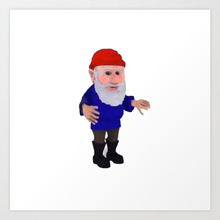 Gnome Kunstdrucke