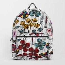 Floral Inspiration Backpack