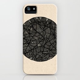 - the imperfection - iPhone Case