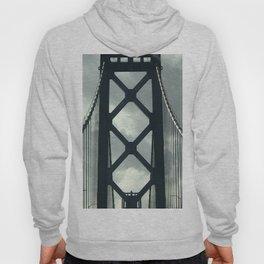 Oakland Bay Bridge Hoody