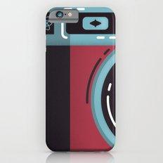 Little Yashica Camera iPhone 6s Slim Case