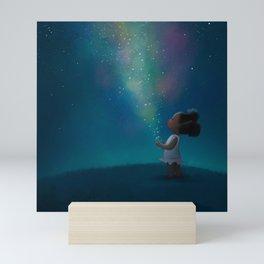 Wish Jar Mini Art Print
