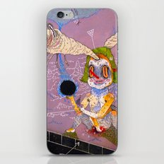 ephebophilia iPhone & iPod Skin