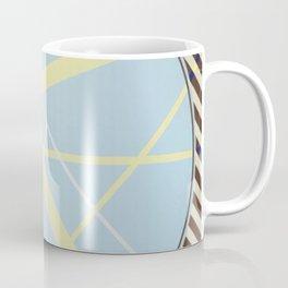crossroads ll - diagonal line Coffee Mug
