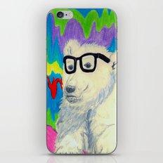 Colorful thinking iPhone & iPod Skin