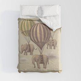 Flight of The Elephants Comforters