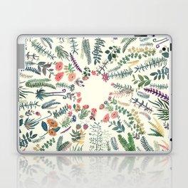 focus garden Laptop & iPad Skin