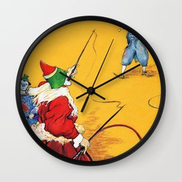Crcus - Louis Anquetin Wall Clock