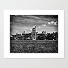 University Of Toronto - No 15 Kings College Circle Canvas Print