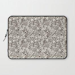 Vine seamless background Laptop Sleeve