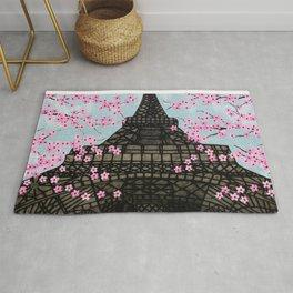 The Eiffeltower Rug