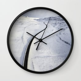 iceland Wall Clock