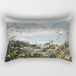 Japan's Coast Rectangular Pillow