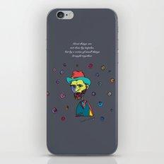 vincent van gogh iPhone & iPod Skin