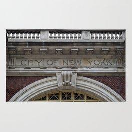 City of New York Rug