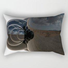 CropCirclesTwentyTwo Rectangular Pillow