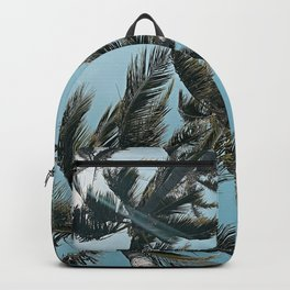 Perfect Sky Palms Backpack