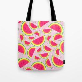Melon Fiesta Pattern Tote Bag