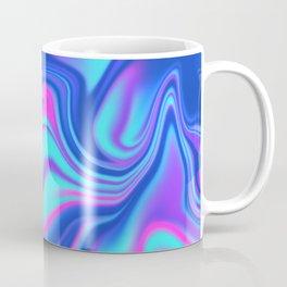 Liquid Metal V Coffee Mug