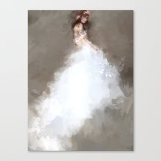 Bridal series - SP Canvas Print