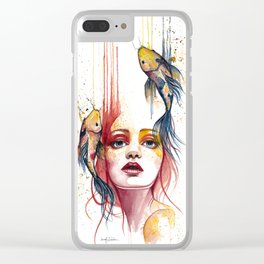 Transient Clear iPhone Case