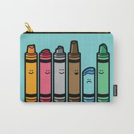 Overused Carry-All Pouch