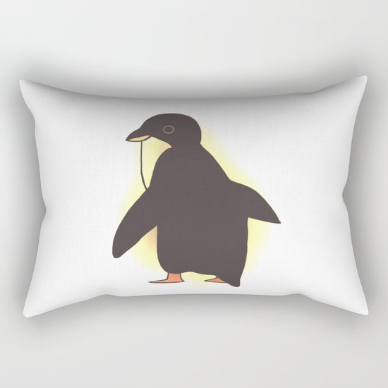 penguin-53 Rectangular Pillow
