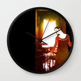 Sarayda Wall Clock