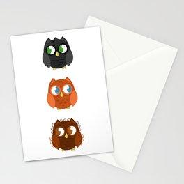Owly Potter Stationery Cards