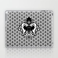 Detective's Damask Laptop & iPad Skin