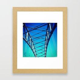 Take me over Framed Art Print