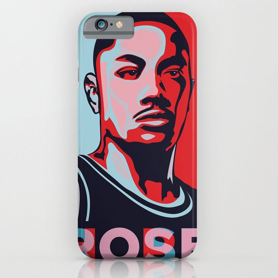 Rose is Hope iPhone & iPod Case