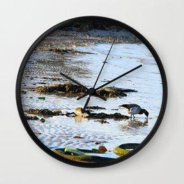 Trash Bird, #7 Wall Clock